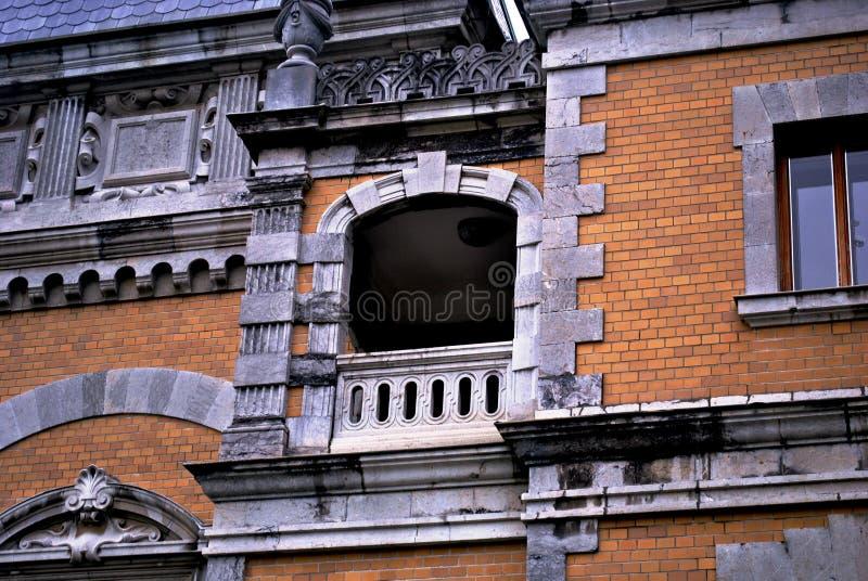 Palazzo di Alessandro III immagine stock