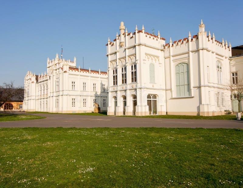 Palazzo di Brunszvik immagine stock