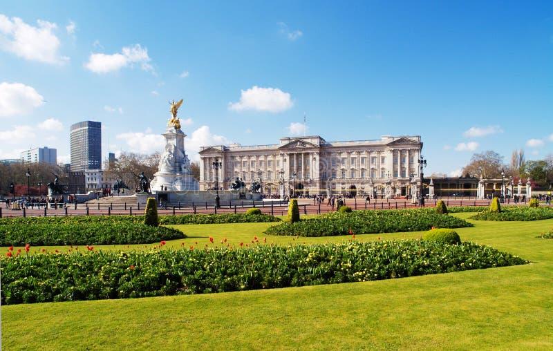 Palazzo di Buckingham fotografia stock