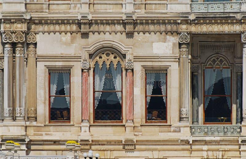 Palazzo di Ciragan fotografia stock