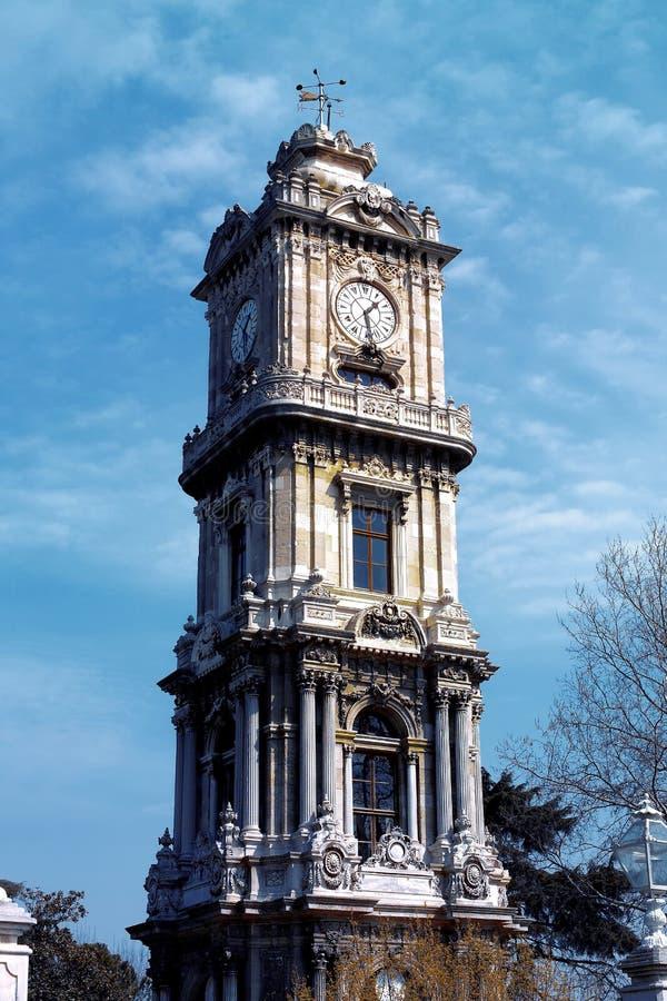 Palazzo di Dolmabahce fotografie stock
