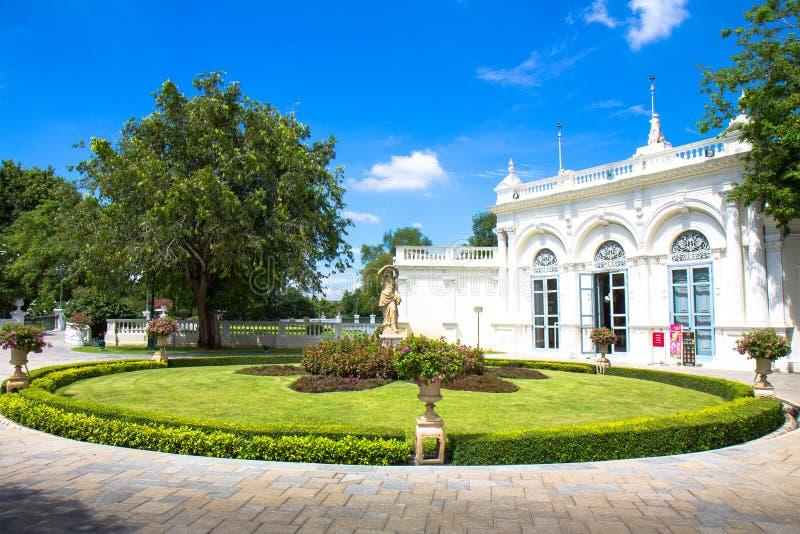 Palazzo di DOLORE di scoppio in Tailandia fotografia stock libera da diritti