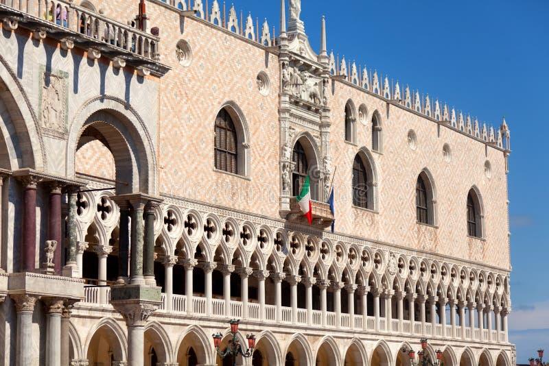 Palazzo di espedienti a Venezia, Italia fotografie stock libere da diritti