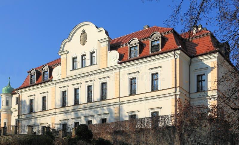 Palazzo di Kamieniec - della Polonia immagine stock libera da diritti