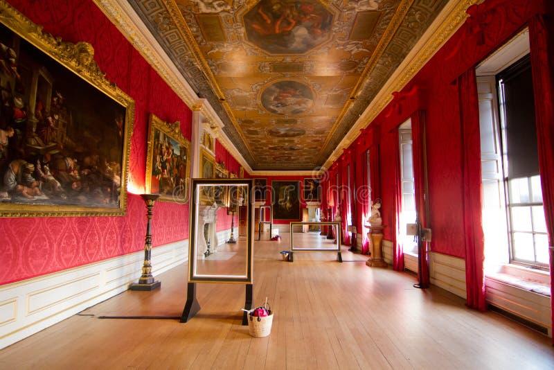 Palazzo di Kensington fotografie stock