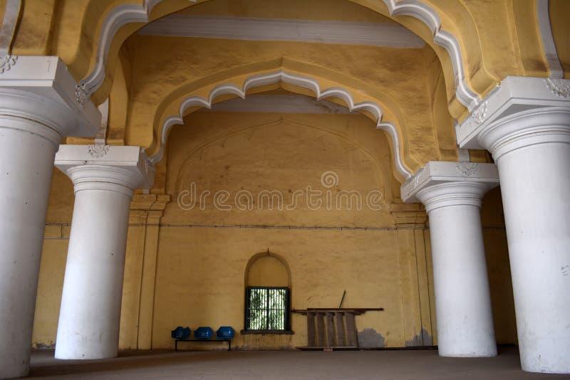 Palazzo di Thirumalai Nayak fotografia stock