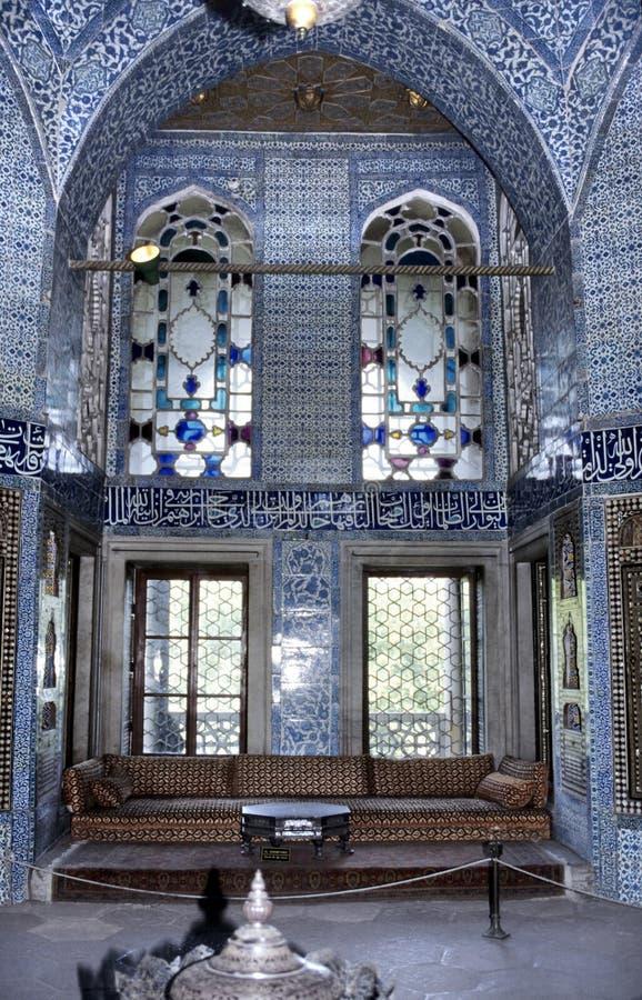 Palazzo di Topkapi fotografia stock