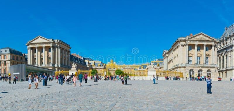 Palazzo di Versailles fotografia stock libera da diritti