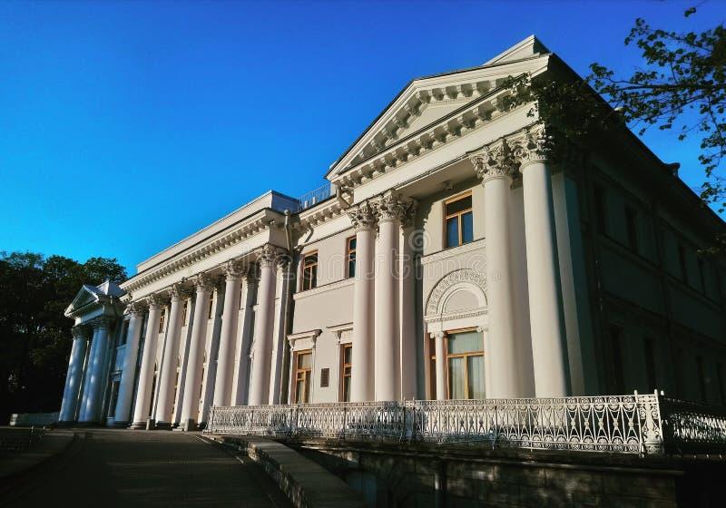Palazzo di Yelagin immagine stock