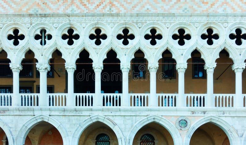 Palazzo Ducale画廊  库存图片