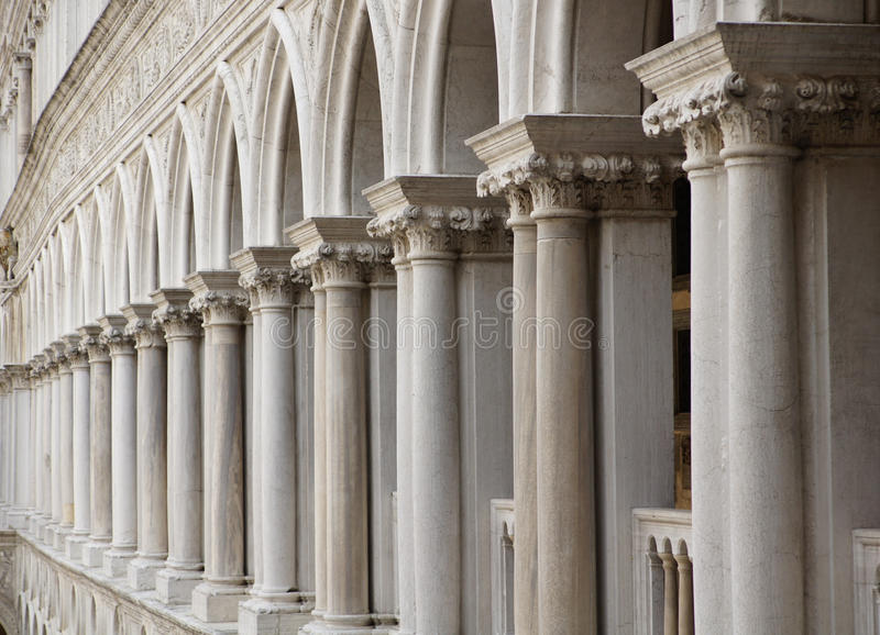 Palazzo Ducale στοκ φωτογραφία με δικαίωμα ελεύθερης χρήσης