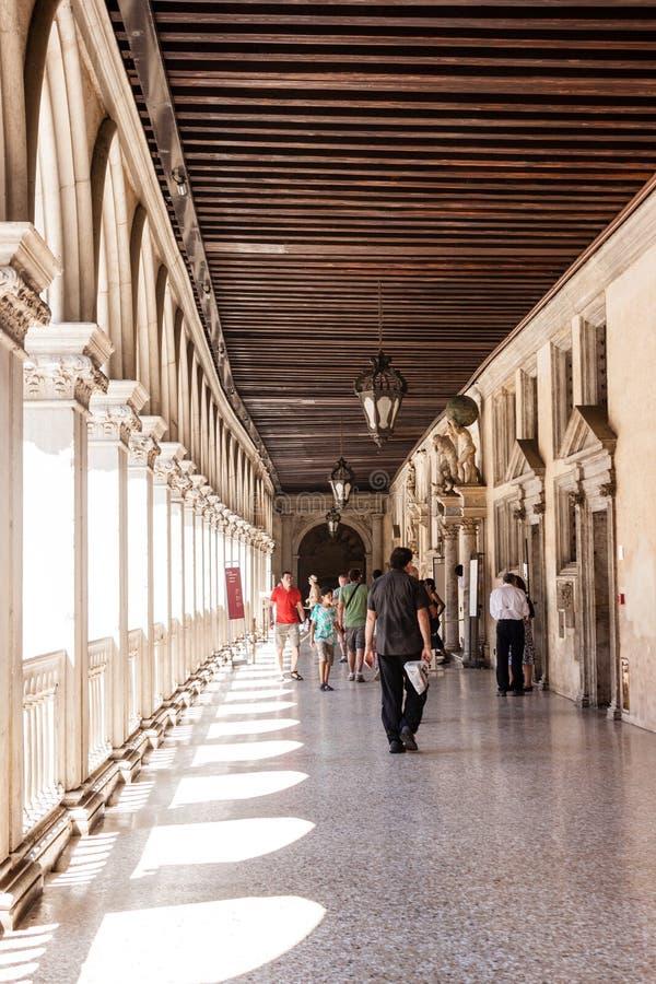 Palazzo Ducale de palais du ` s de doge photo libre de droits