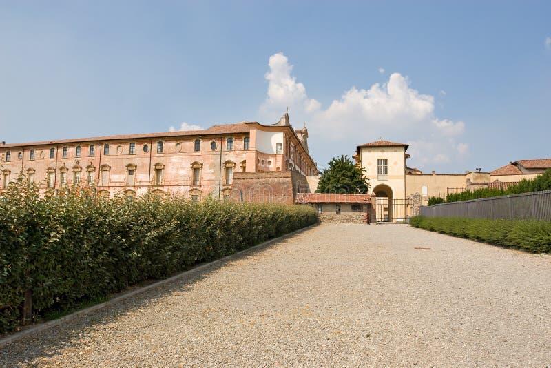 Palazzo Ducale di Sassuolo fotografía de archivo
