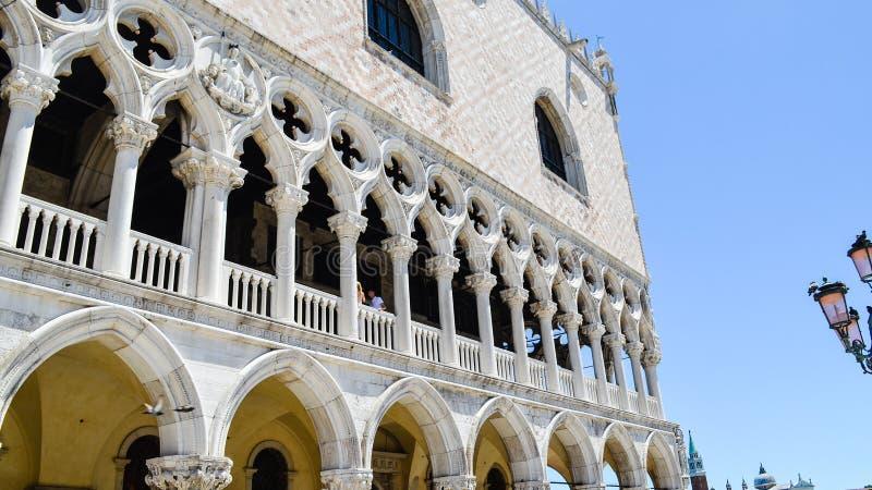 Download Palazzo Ducale A Venezia, Italia Fotografia Stock - Immagine di europeo, cattolico: 56892592