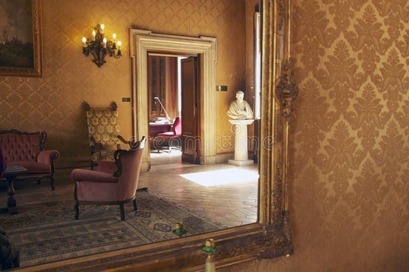 Palazzo Gaddi-Cesi lizenzfreie stockfotos