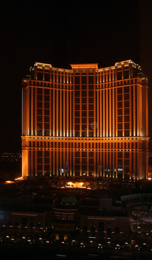 Palazzo Hotel Editorial Photography