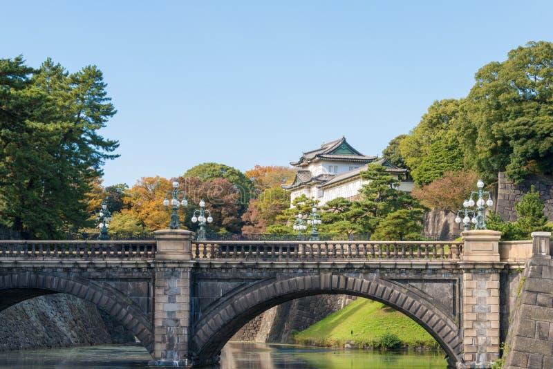 Palazzo imperiale, Tokyo, Giappone immagini stock