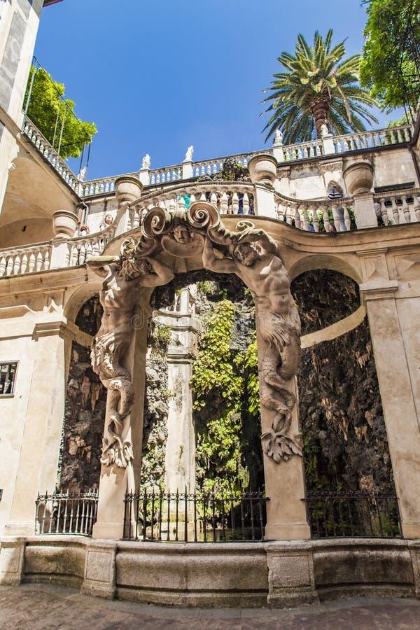 Palazzo Lomellino à Gênes photos stock