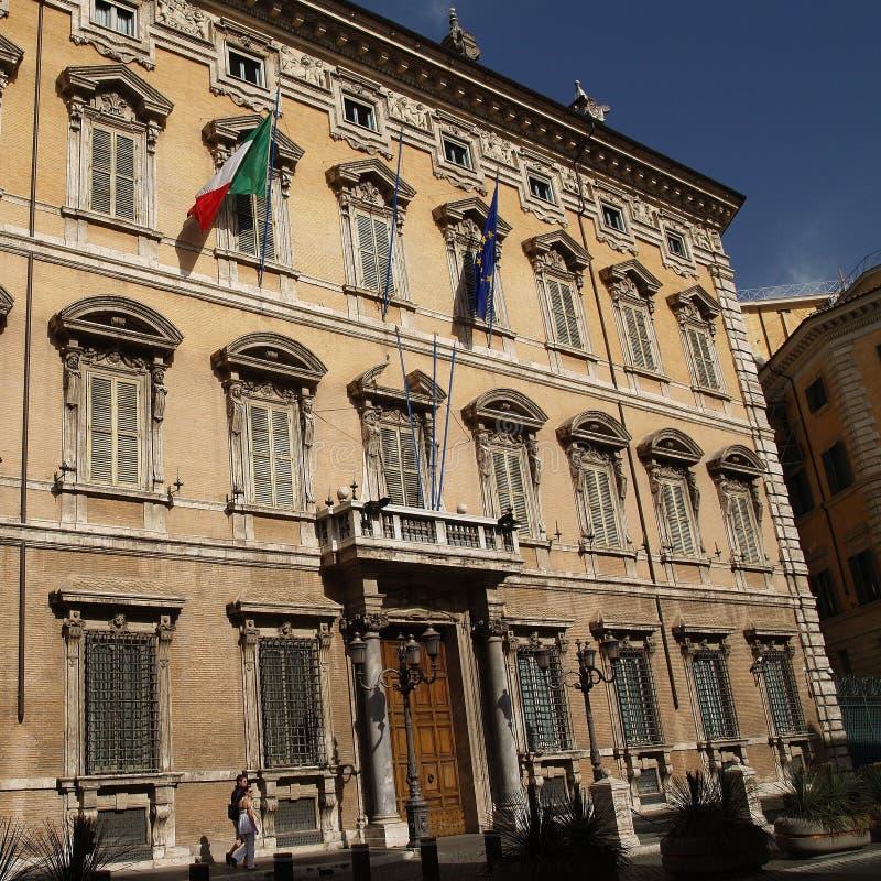 Palazzo Madama image stock