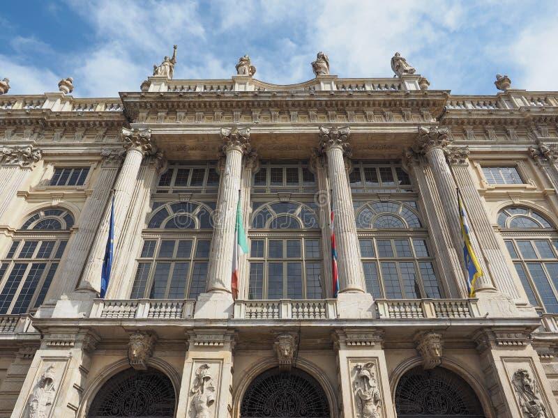 Download Palazzo Madama Turyn obraz stock. Obraz złożonej z kasztel - 53784189