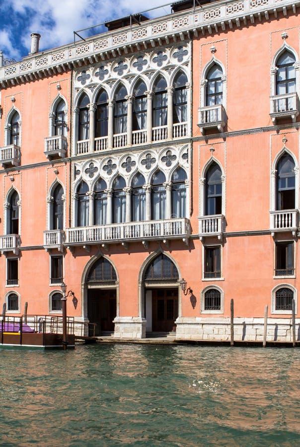 Palazzo Pisani Moretta, Venice, Italy royalty free stock photos