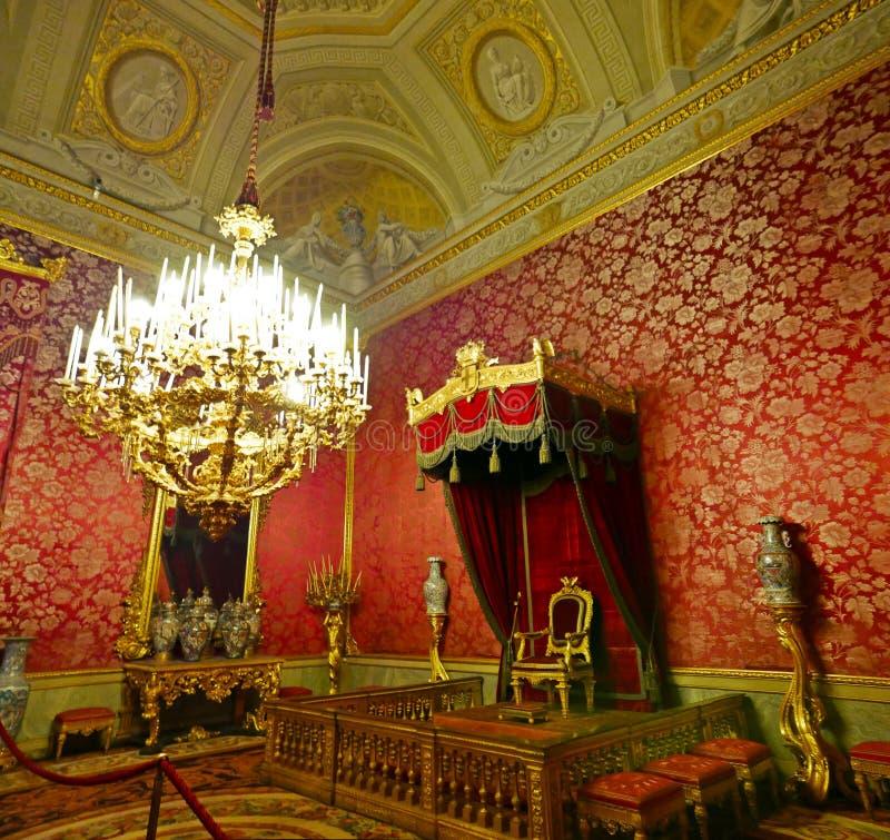 Palazzo Pitti royaltyfri bild