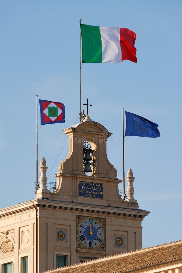palazzo quirinale στοκ φωτογραφίες με δικαίωμα ελεύθερης χρήσης