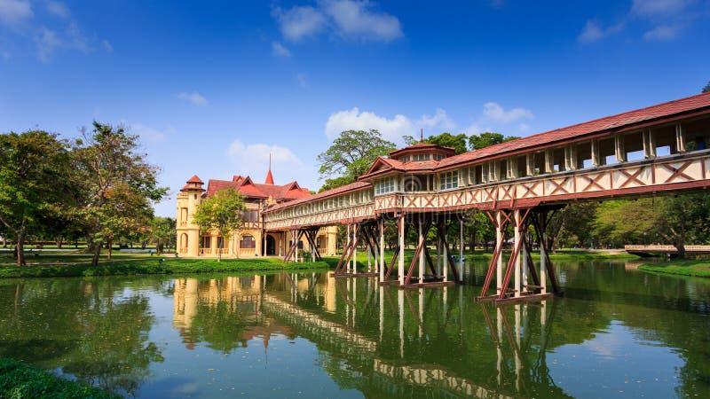 Palazzo reale tailandese immagine stock libera da diritti