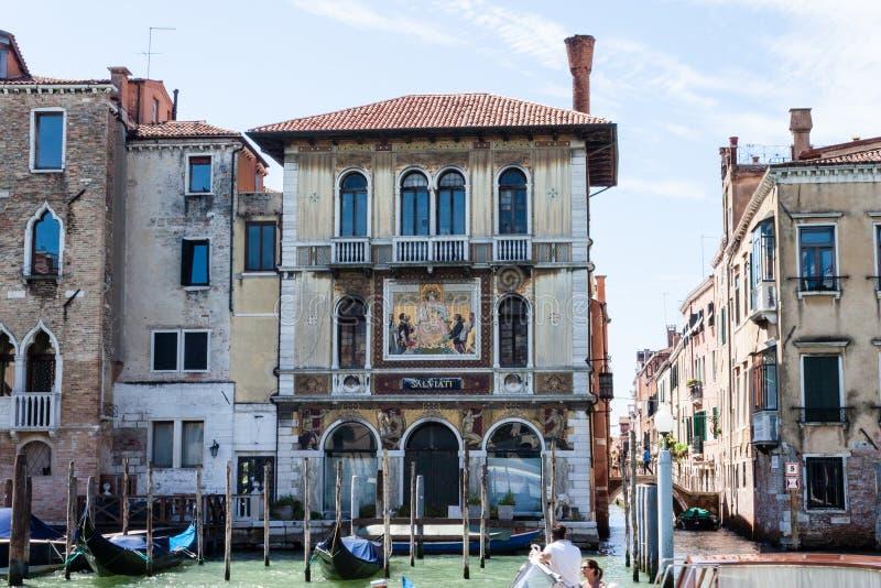 Palazzo Salviati photo libre de droits