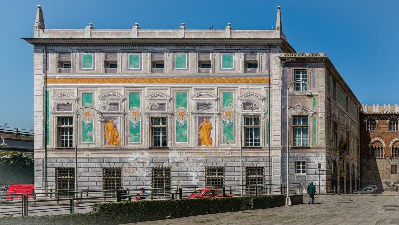 Palazzo San Giorgio fotografie stock