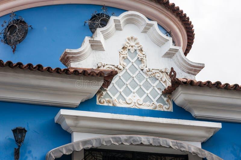 Palazzo a Sao Paulo immagini stock libere da diritti