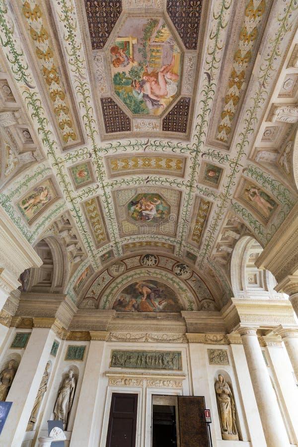Palazzo Te em Mantua imagem de stock royalty free