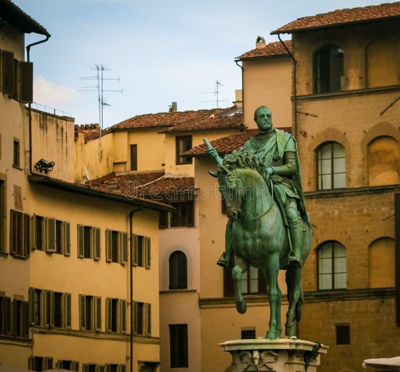 Palazzo Vecchio στην πλατεία del Signoria στοκ φωτογραφίες
