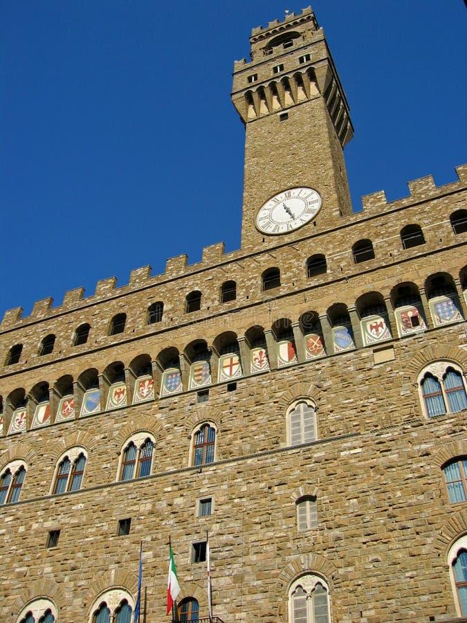 Palazzo Vecchio fotos de stock