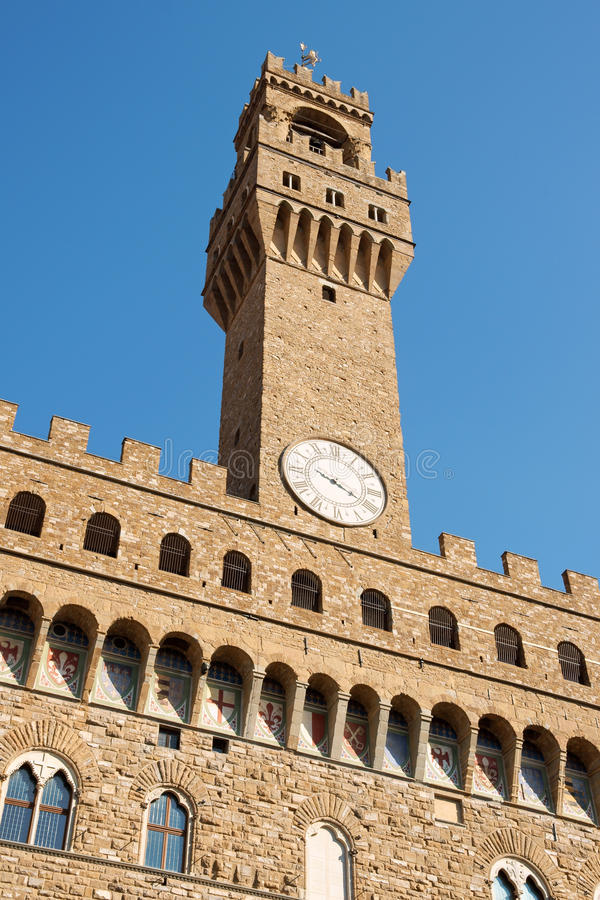 Download Palazzo Vecchio, Florence Stock Photo - Image: 21554920