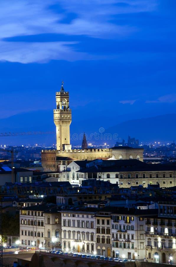Palazzo Vecchio, Florence photo libre de droits