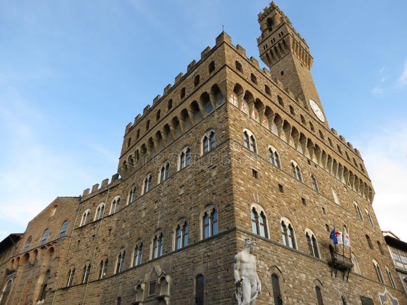 Download Palazzo Vecchio Royalty Free Stock Image - Image: 33757146