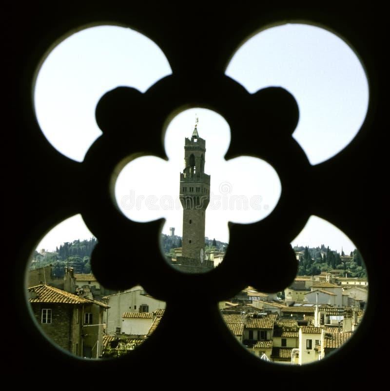 Palazzo Vecchio, Florenz lizenzfreie stockfotos