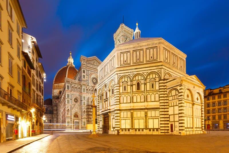 Palazzo Vecchio nel mornng a Firenze, Italia immagine stock libera da diritti