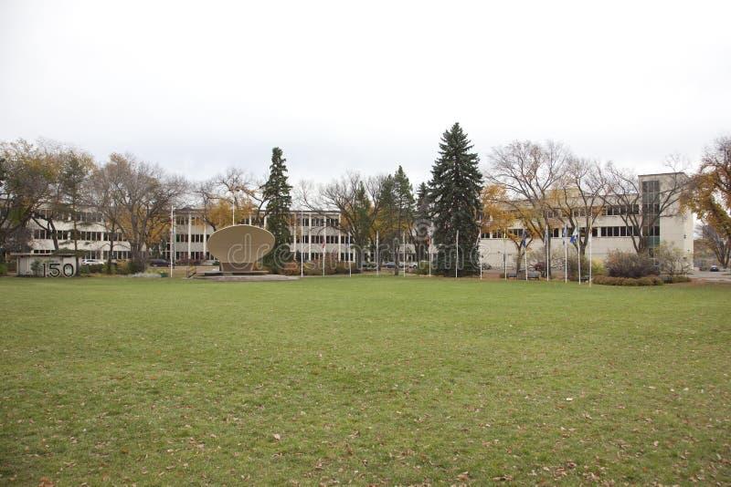 Palco dell'orchestra nel parco della città fotografia stock libera da diritti