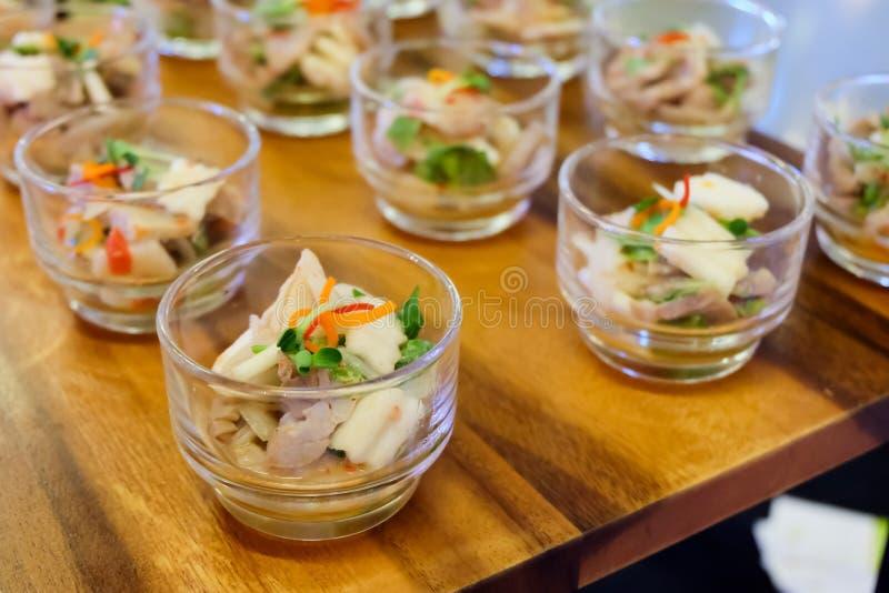 palcowego jedzenia przekąski fotografia royalty free