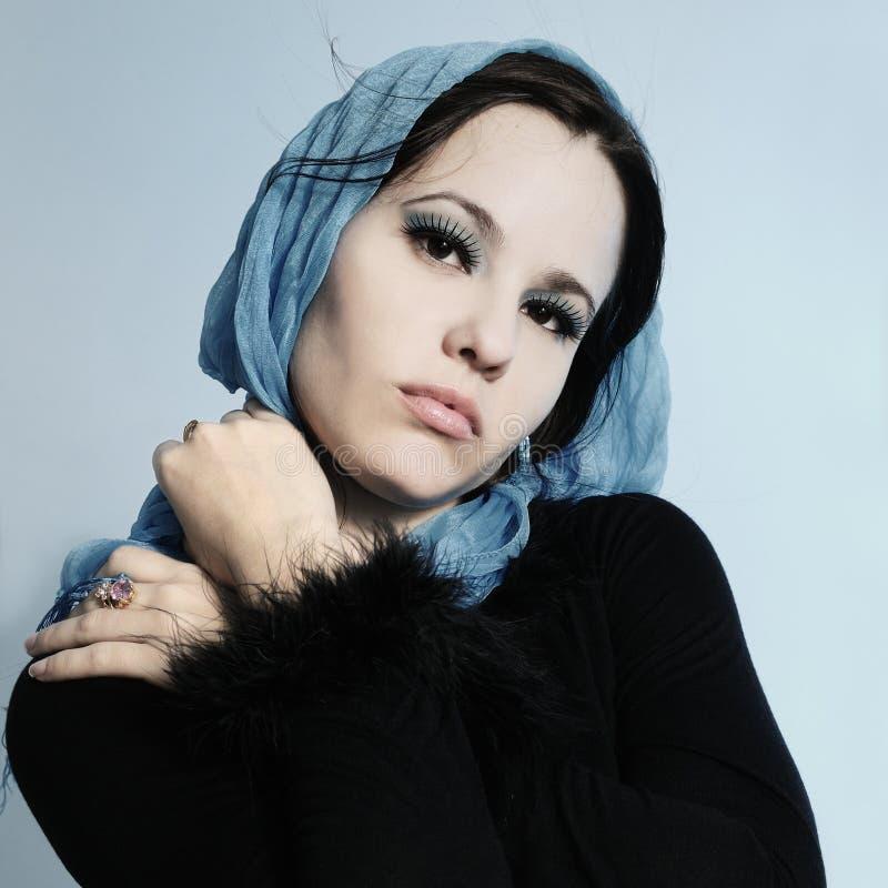 Download Pale beauty stock photo. Image of female, fashion, make - 8971570