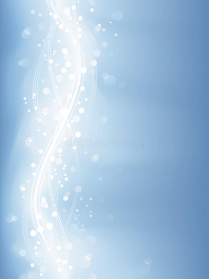 Free Pale Blue Defocused Lights, Light Dots Stock Photo - 11714200
