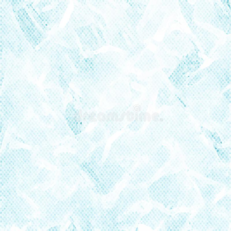 Pale blue dotted background with staines royalty free stock photos