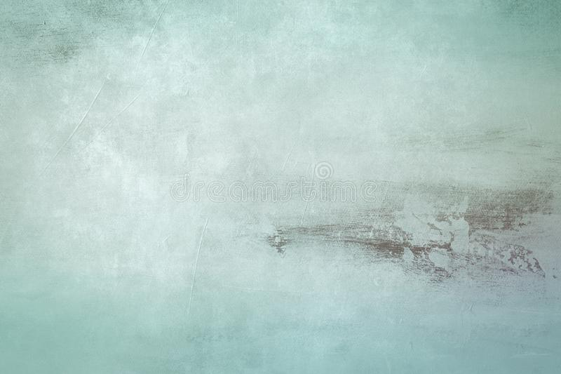 pale blue grungy canvas draft background stock photography