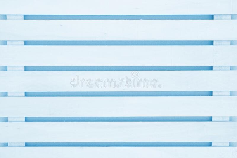 Pale blue wood slats board background royalty free stock images