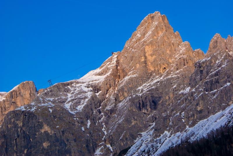Download Pale di San Martino stock image. Image of climbing, blades - 24125687