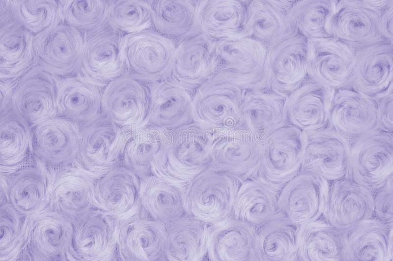 Pale purple rose plush fabric background. With muted mix of shades to provide copy-space for your message royalty free stock images