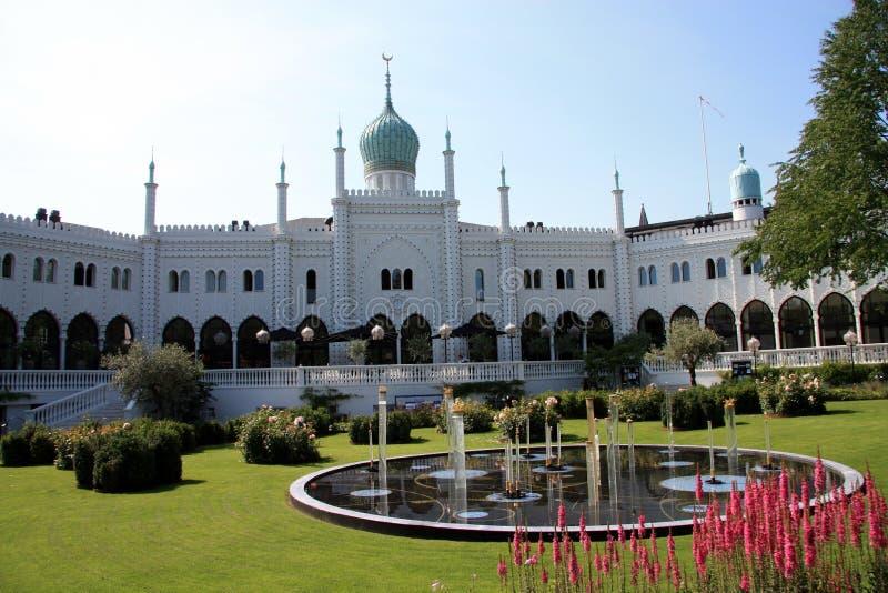 Paleis-moskee stock afbeeldingen