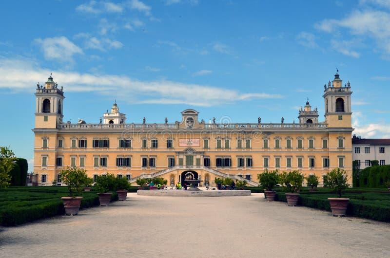 Paleis van Colorno royalty-vrije stock foto